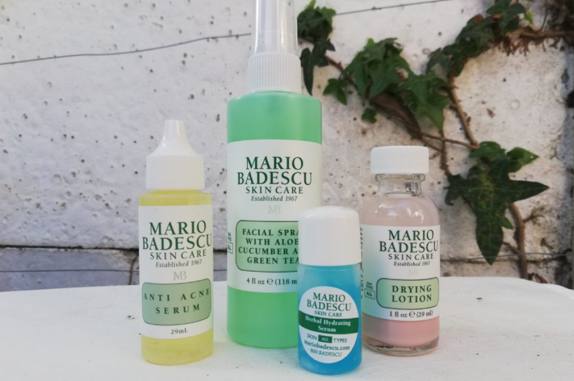 Mario Badescu Products Review Pretty Sweat Blog