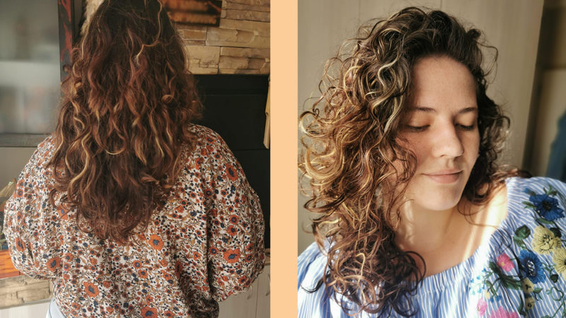 How To Make Your Curly Hair Extra Curly